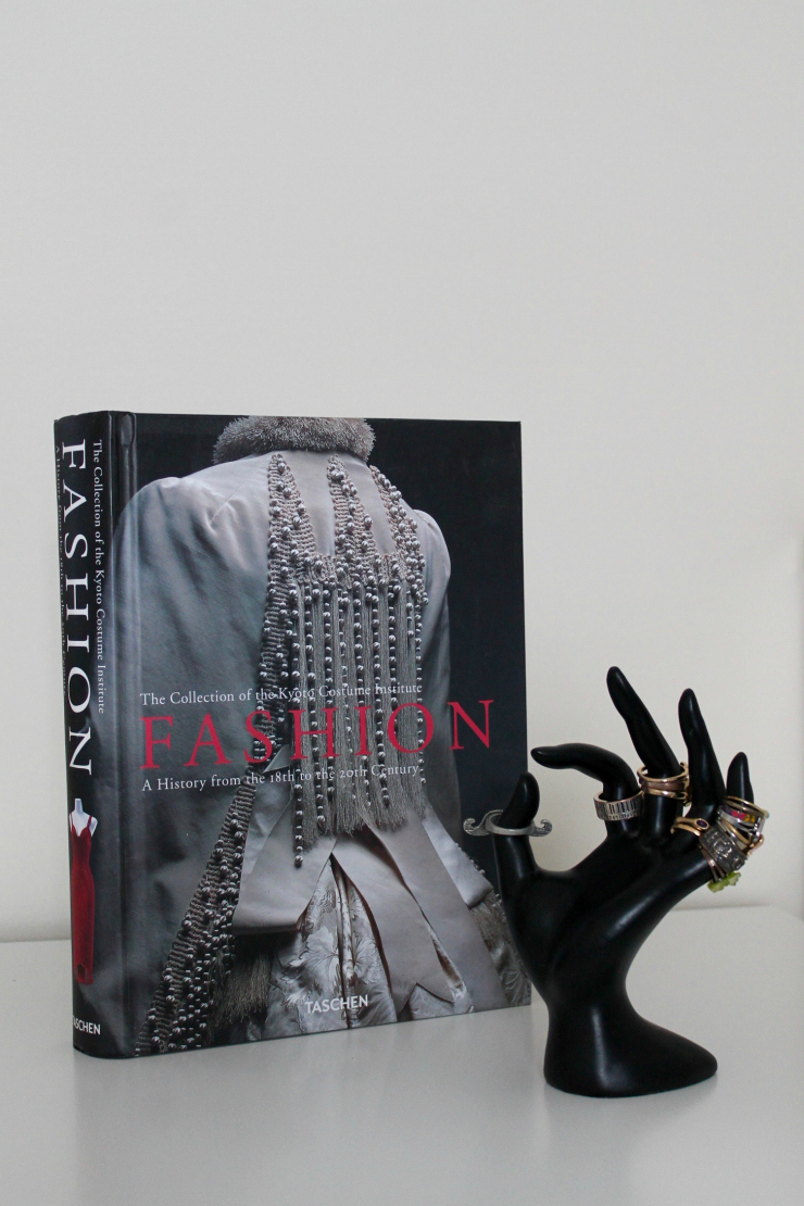 Fashion History book [Coffee Table Books for the Fashion Blogger]