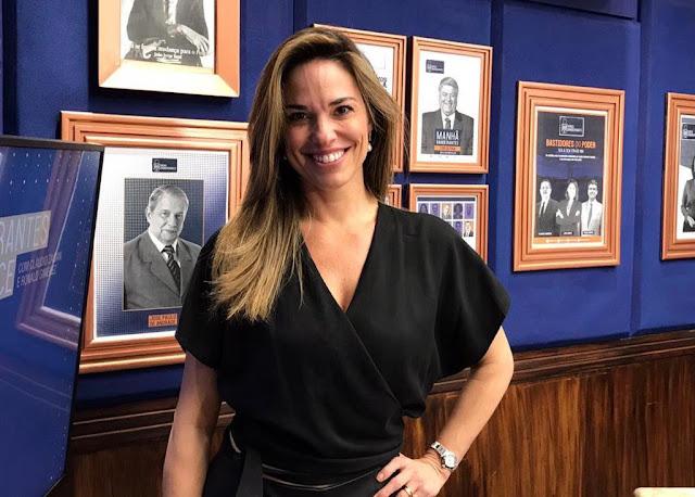"Ana Luísa Medici apresenta o quadro ""Planeta Startup"" na RB"