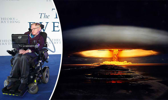 We Must Leave Earth Within 100 Years Claims Stephen Hawking