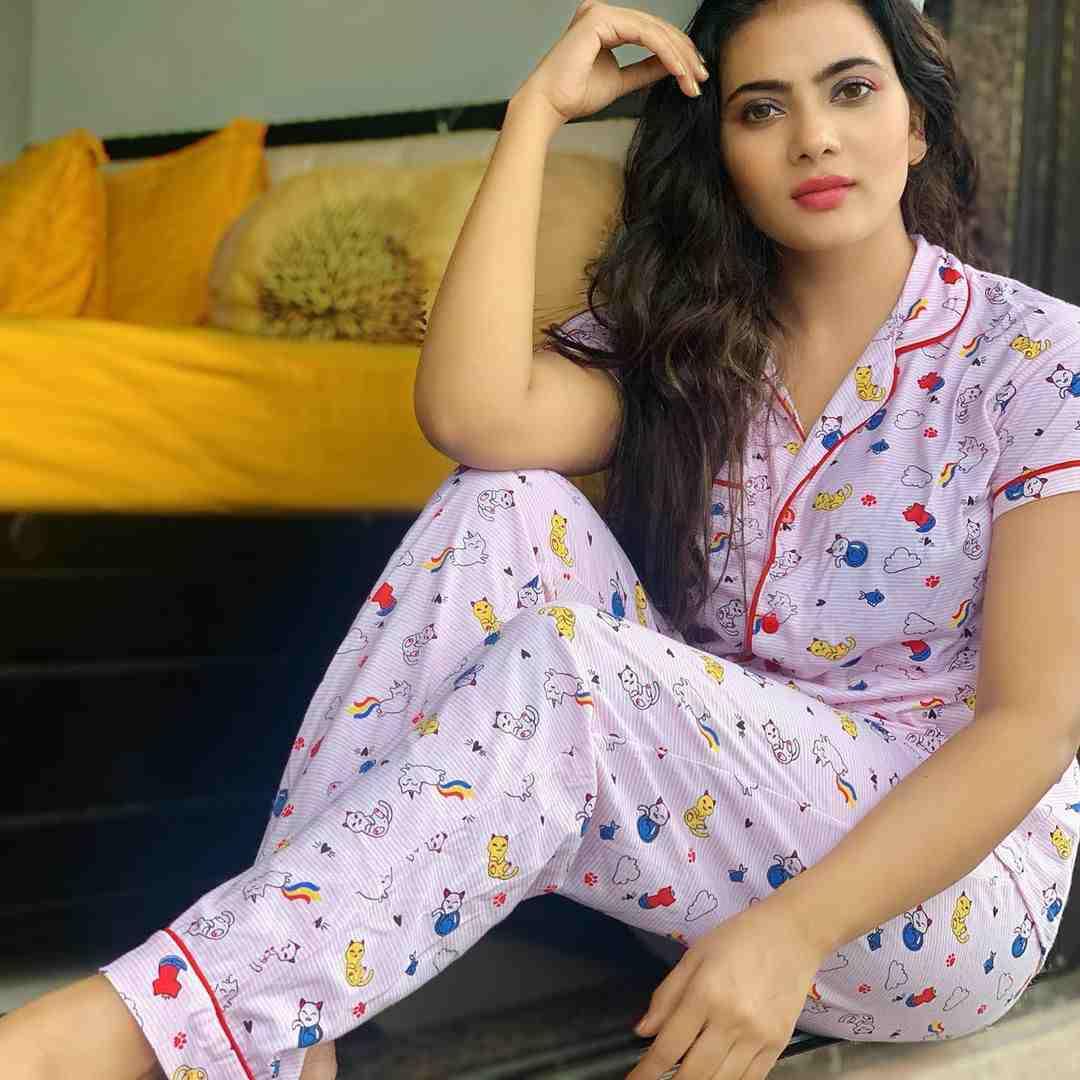 Good Morning Model Anupama Prakash Sexy Look