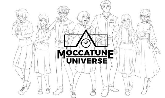 Moccatune Meluncurkan Video Terbaru Berjudul: Moccatune Universe
