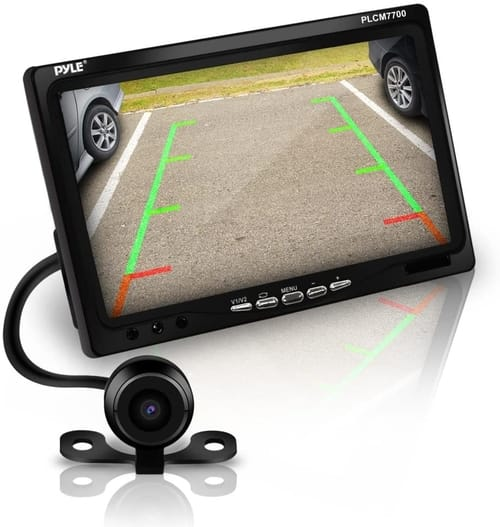 Pyle PLCM7700 Backup Rear View Monitor for Car