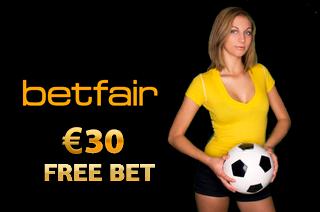 Betfair Football Bonus