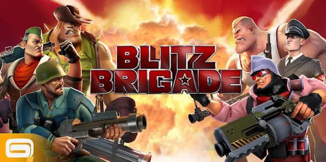 لعبة Blitz Brigade