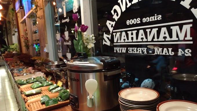 Kafedangan Manahan, Angkringan Modern di Kota Solo