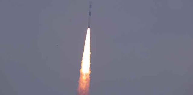इसरो ने लॉन्च किए 31 सैटलाइट