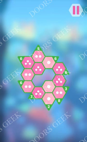 Hexologic Level 12 Solution, Cheats, Walkthrough for android, iphone and PC Steam