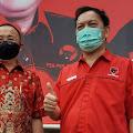 Megawati Pilih CS-WL Bertarung di Pilkada Kota Tomohon, WL: Saya Merasa Nyaman Dengan Pak Carol