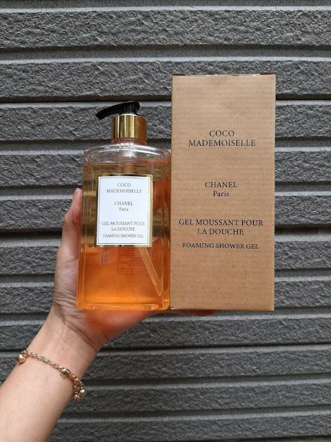 Gel Tắm Nước Hoa Chanel Coco Mademoiselle Made in DuBai