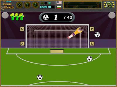 Goalkeeper Game