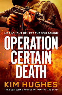 Operation Certain Death by Kim Hughes book cover