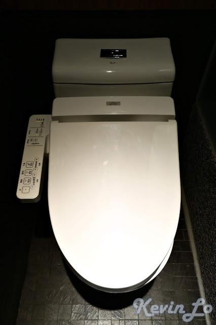 東旅湯宿溫泉飯店-風華漾館TOTO免治馬桶