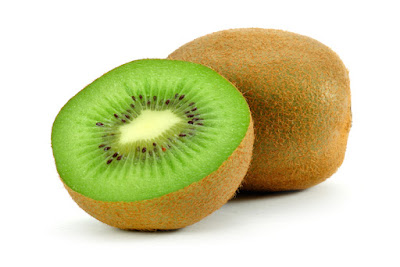 Kiwi verde.
