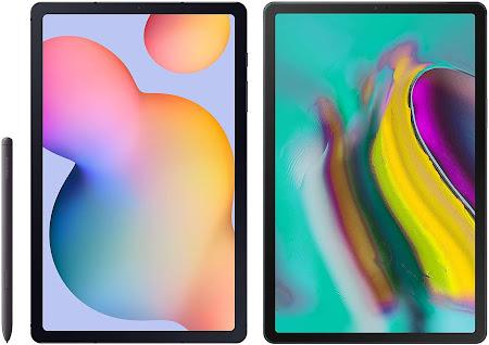 Samsung Galaxy Tab S6 Lite vs Samsung Galaxy Tab S5e