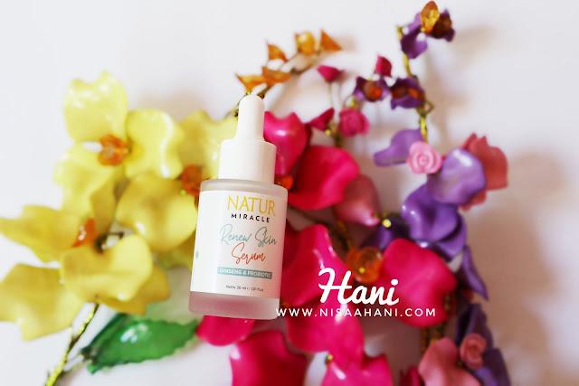 Natur Miracle Renew Skin Serum