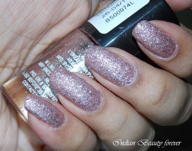 Maybelline Color Show Glitter Mania in Pink Champagne price