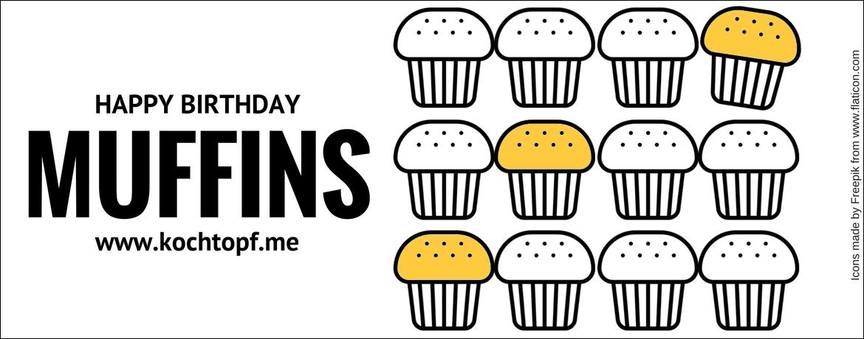 1 Form - 50 Muffins: Großer Auftritt für kleine Kuchen (GU KüchenRatgeber)  eBook: Dusy, Tanja: Amazon.de: Kindle-Shop