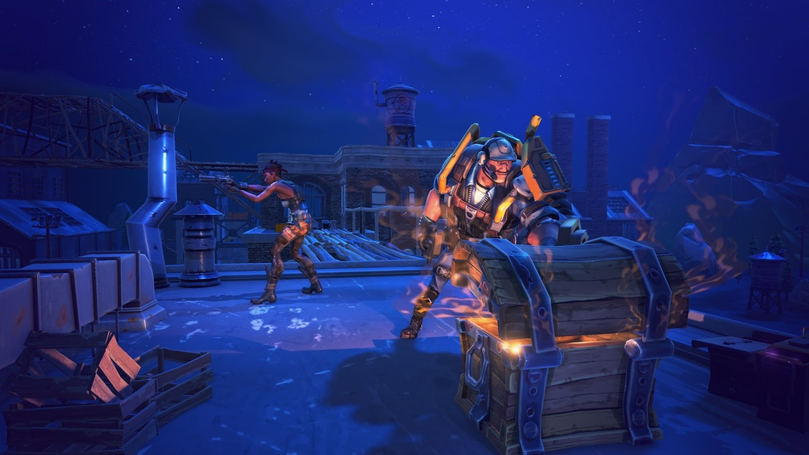Download fortnite hd wallpapers read games review play - Fortnite save the world wallpaper ...