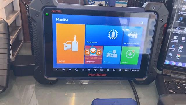 Autel IM608 Pro and Xtool X100 PAD3 Comparison 4