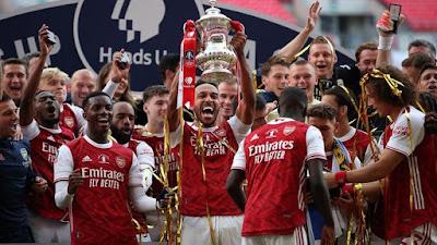 Arsenal Juara Piala FA: Bagaimana Nasib Sang Bintang Aubameyang?