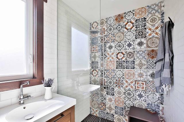 small bathroom design ideas with walk in shower
