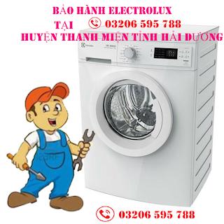 Bảo hành Electrolux tại Thanh Miện Hải Dương