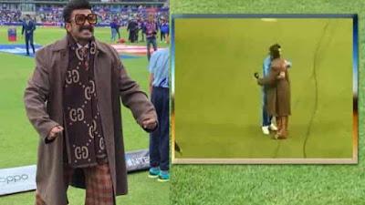 World Cup 2019 Ranveer Singh hugs Virat Kohli after match wins