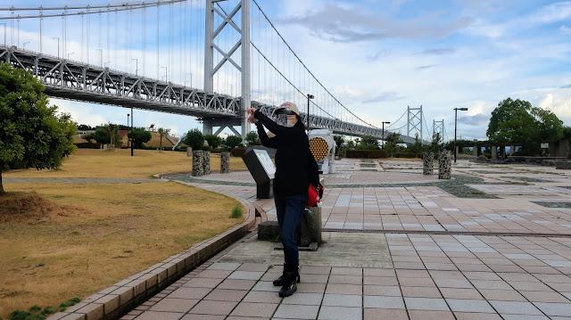 瀬戸大橋 与島PA