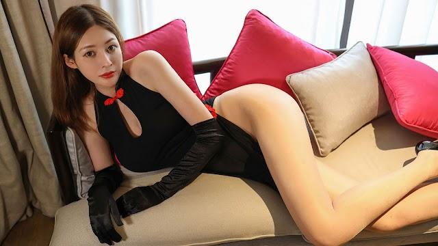 China Beautyful Girl Pic No.237 || 樱花 Elsa