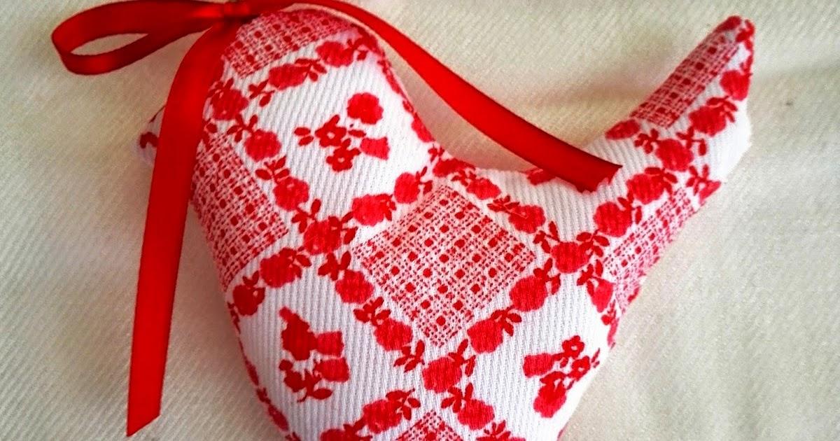 Tardes con alma adornos navide os en tela - Adornos navidenos tela ...