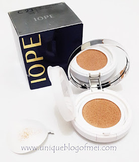 IOPE Air Cushion XP C23 Review 6