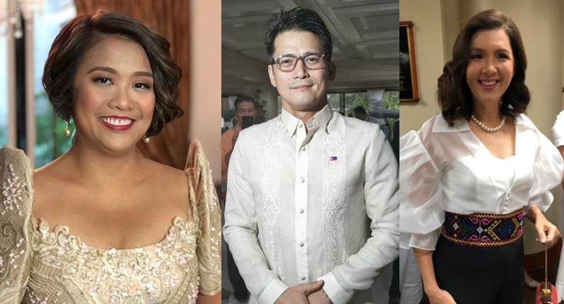 IN PHOTOS: SONA 2019 red carpet, fashion