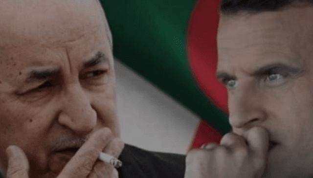 تبادل رسائل بين الجزائر و فرنسا ماكرون يامر بطرد الائمة