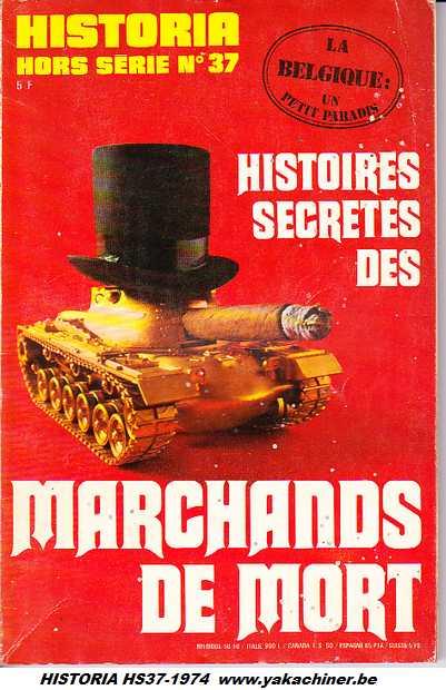 www.yakachiner.be, revues historia HS