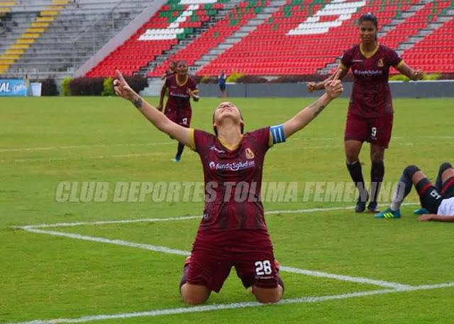 Griselda Garay se destaca en Colombia