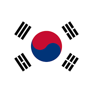 South Korea flag 512x512
