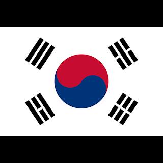 South Korea flag 512x512 px
