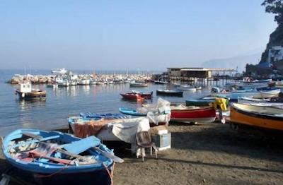 Golden Beaches, Sorrento, Italy