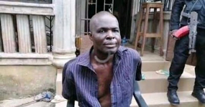 Serial Killer Who Dumps Bodies Of His Victims In Soakaway Pit Nabbed In Rivers (Photos)