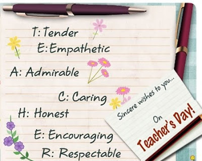 Happy Teachers Day Messages2016