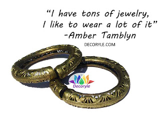 Amber Tamblyn Jewellery Quote