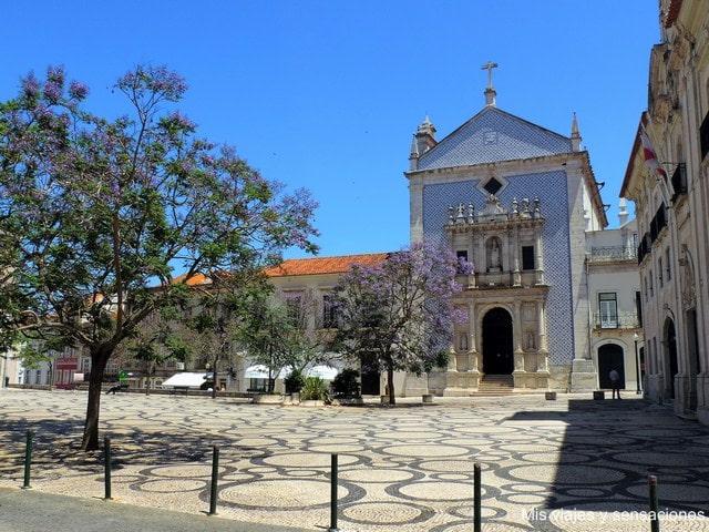 Iglesia de la Misericordia, Aveiro, Portugal