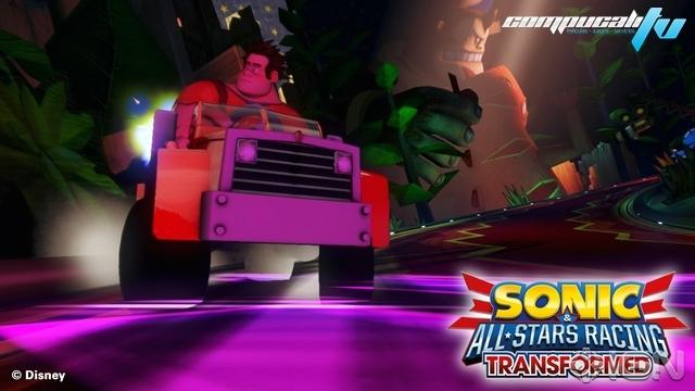 Sonic All Stars Racing Transformed Xbox 360 Español Región Free 2012