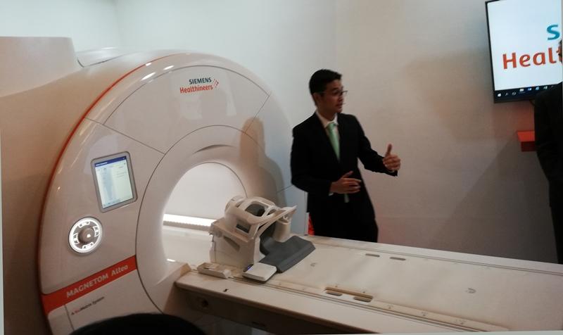 Yonathan Audhitya Suthihono, MR Business Manager di Siemens Healthineers Indonesia