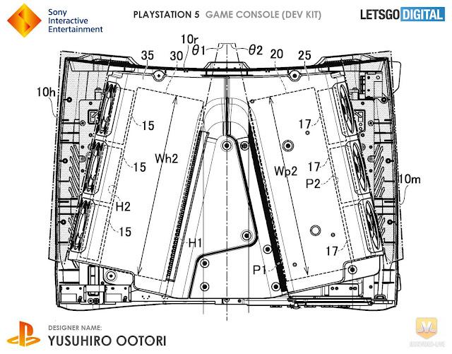 الكشف رسميا عن نظام التبريد في نسخة جهاز PS5 للمطورين