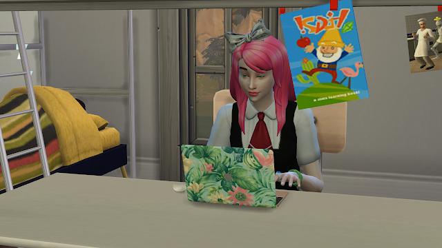 Sims 4 Laptop CC