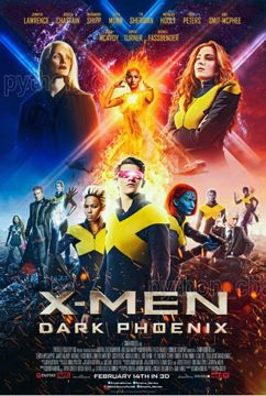 descargar X-Men: Dark Phoenix en Español Latino