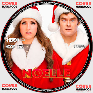 GALLETA 2 NOELLE 2019 [COVER DVD]
