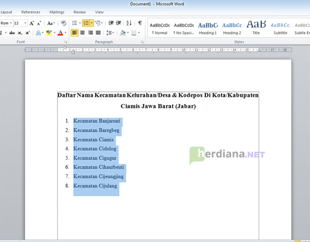 Contoh-Numbering-1