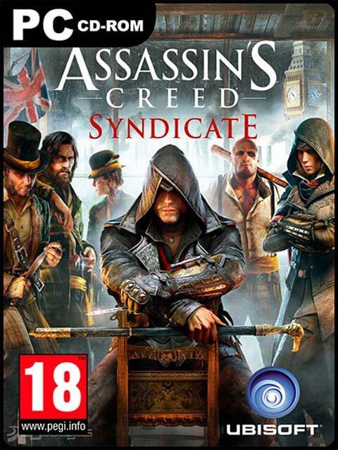 تحميل لعبة Assassin's Creed Syndicate مضغوطة كاملة بروابط مباشرة مجانا